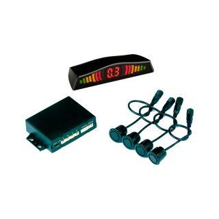 Bowmann Sensor de Retroceso TP007-06 Gris Oscuro