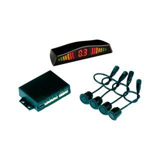 Bowmann Sensor de Retroceso TP007-06 Negro
